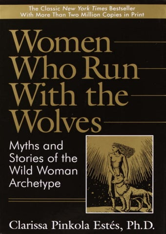 Women Who Run With The Wolves By Soul Shine