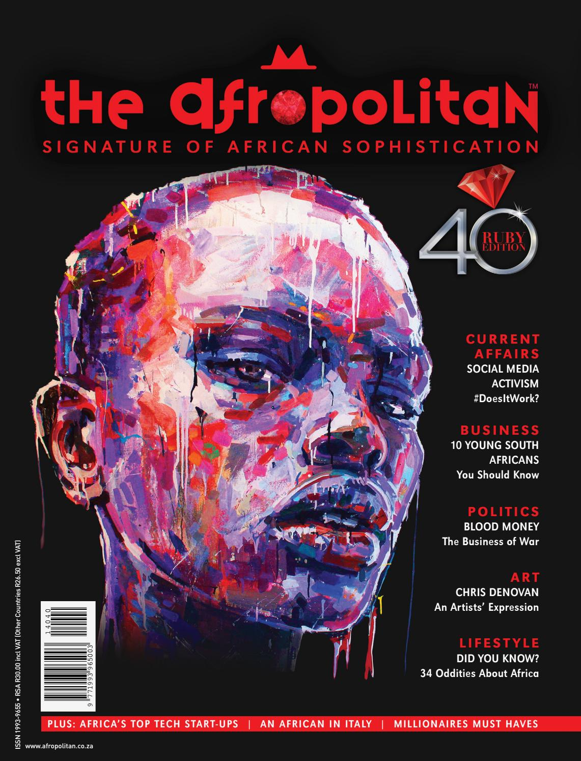 The Afropolitan Edition 40 by Contact Media - issuu
