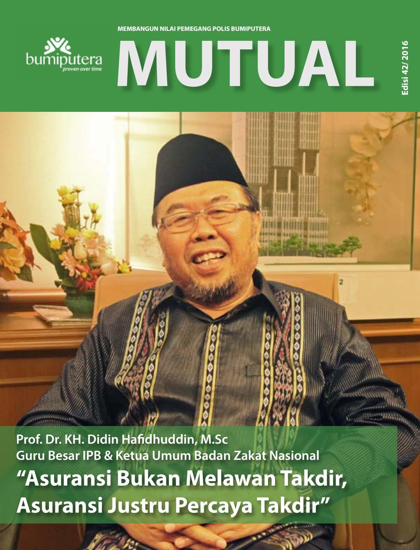 mutual edisi 42 by asuransi bumiputera