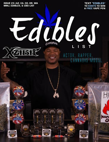 Edibles List Magazine - 25th Anniversary Edition by edibleslist - issuu