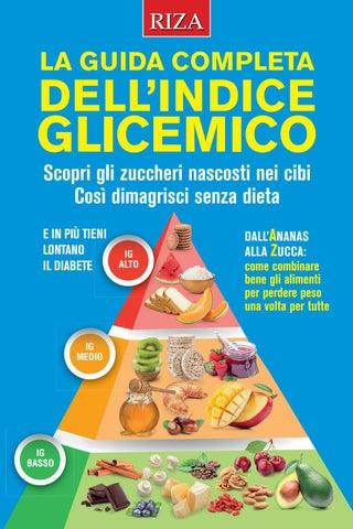alimenti a basso contenuto calorico per perdere peso