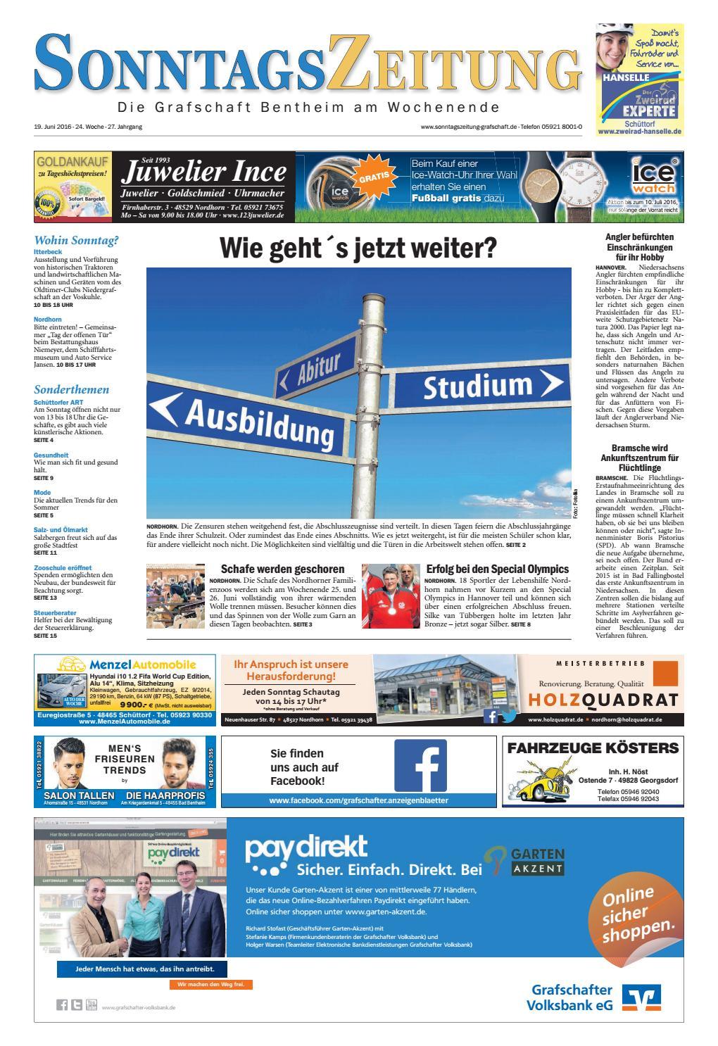 SonntagsZeitung_19.06.2016 by SonntagsZeitung - issuu