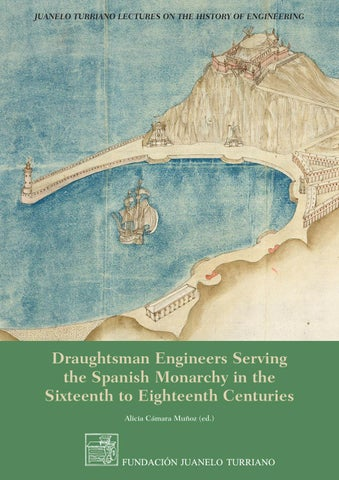 Draughtsman engineers serving the Spanish monarchy in the sixteenth ... 457a728e21d1