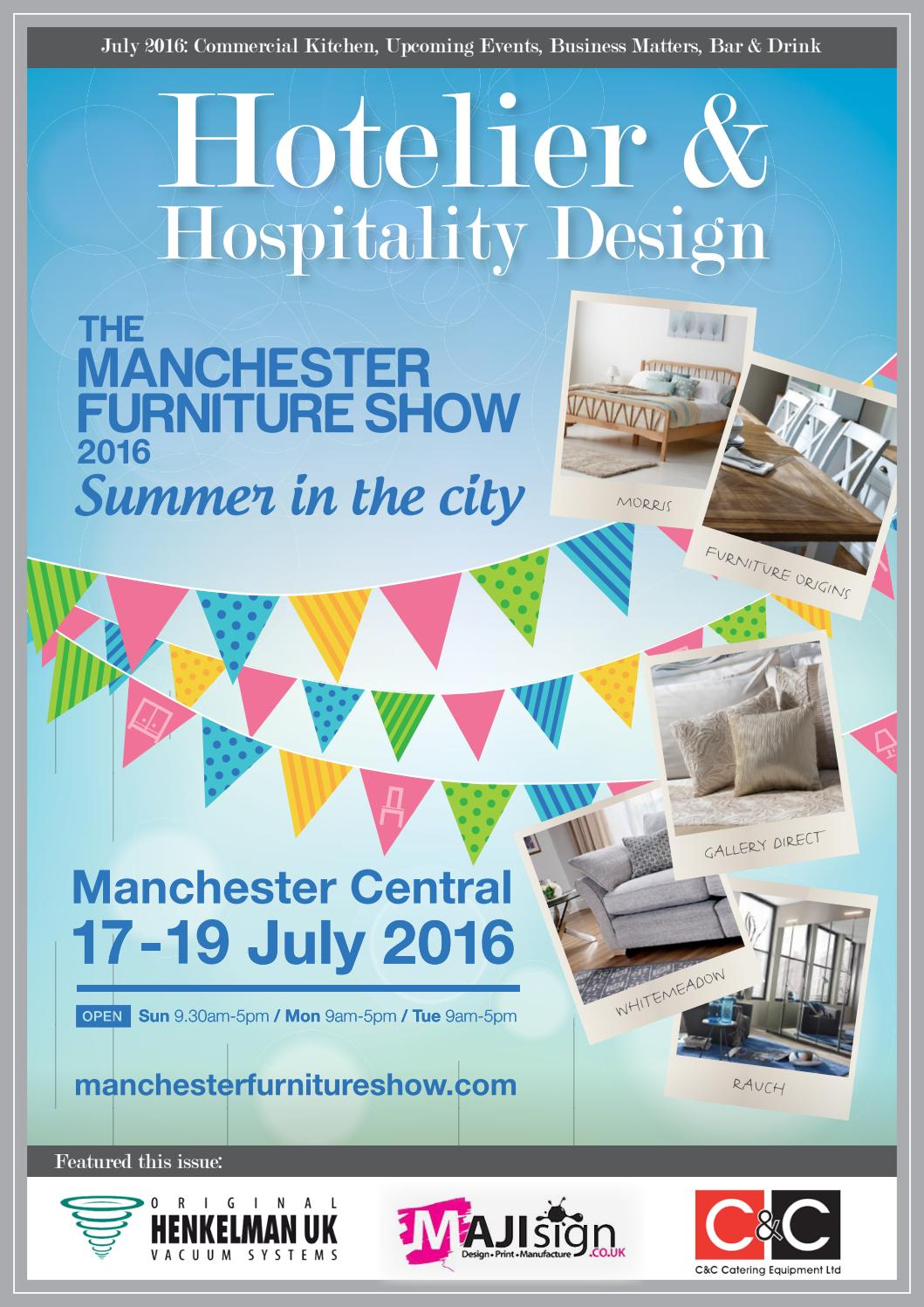 Hotelier & Hospitality Design - July 2016 by Jet Digital Media Ltd ...