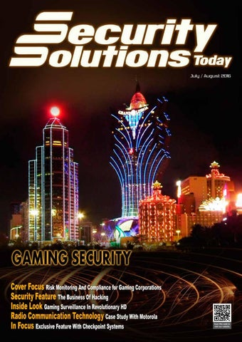 Security Solutions Today  Jul-Aug 2016 by Security Solutions Today ... baf659d902b8