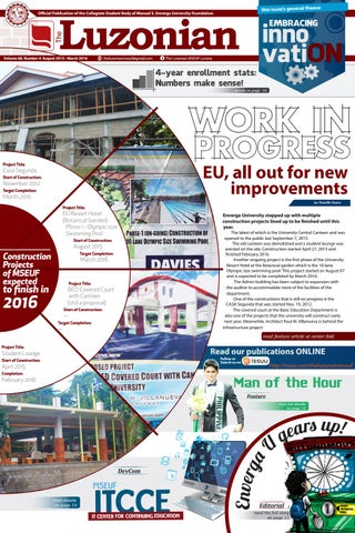 The Luzonian 2016 Tabloid By The Luzonian Issuu