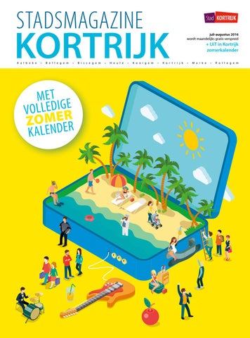 42239049e81693 Stadsmagazine Kortrijk juli-augustus 2016 by stad Kortrijk - issuu