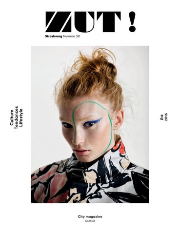 Zut Strasbourg 30 by Zut Magazine - issuu 8d898e32b276