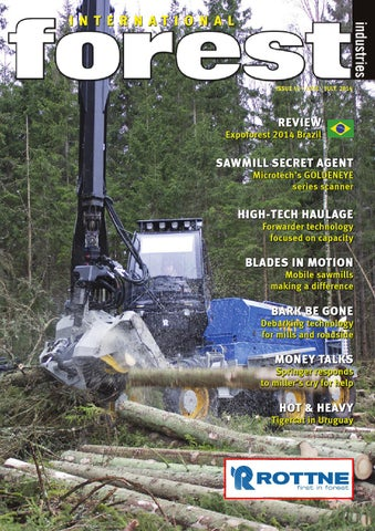 IFI Magazine June July 2014 including Brazil Show Report by