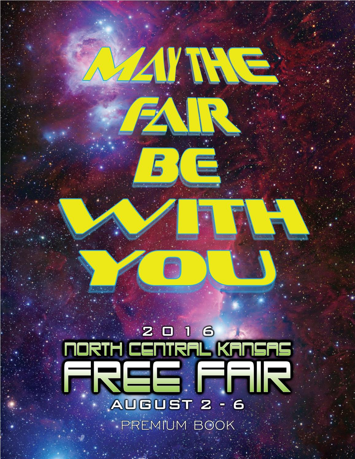 2016 NCK Free Fair Premium Book by Huncovsky Marketing issuu