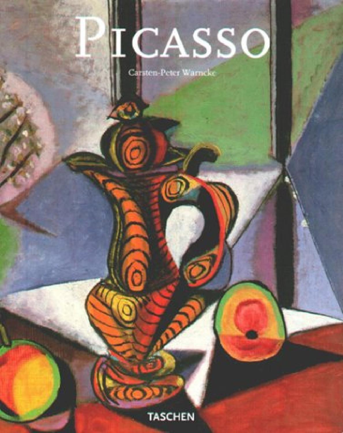 Pablo Picasso 1881 1973 Taschen Art Ebook By Pipo Martins Issuu