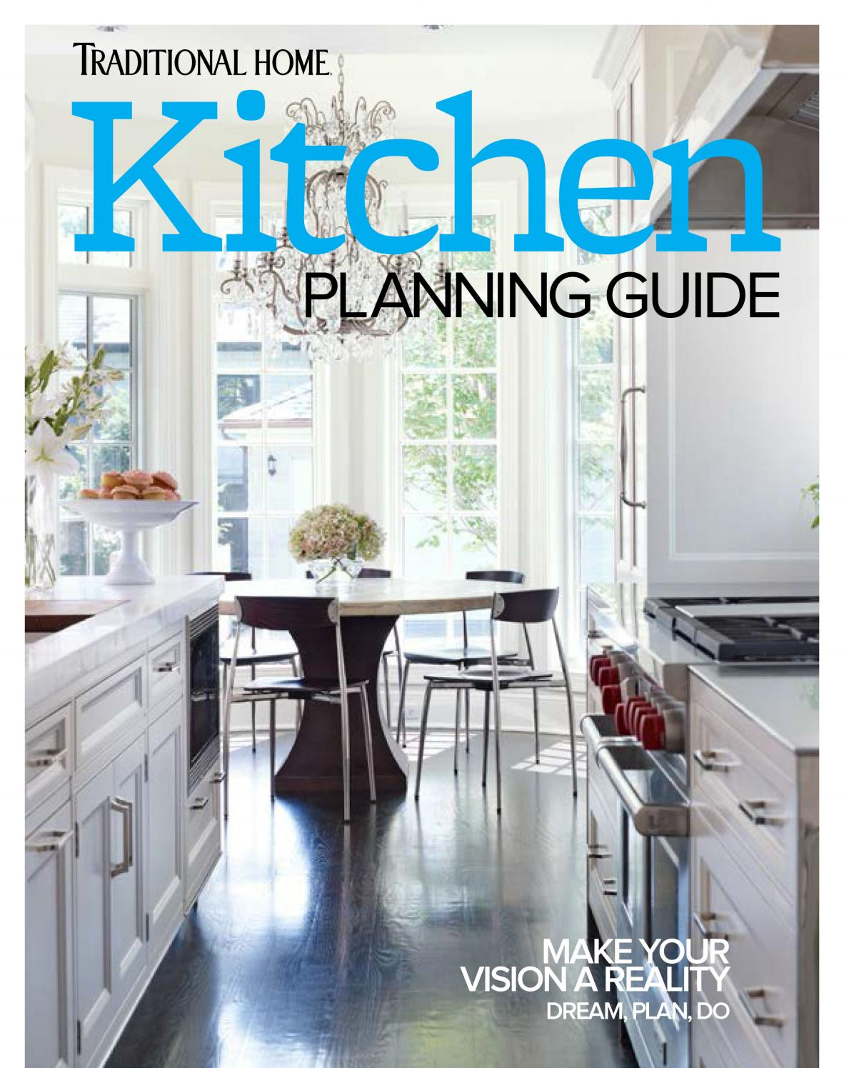 Kitchen Planning Guide 2016 By Upright Interiors Llc Issuu