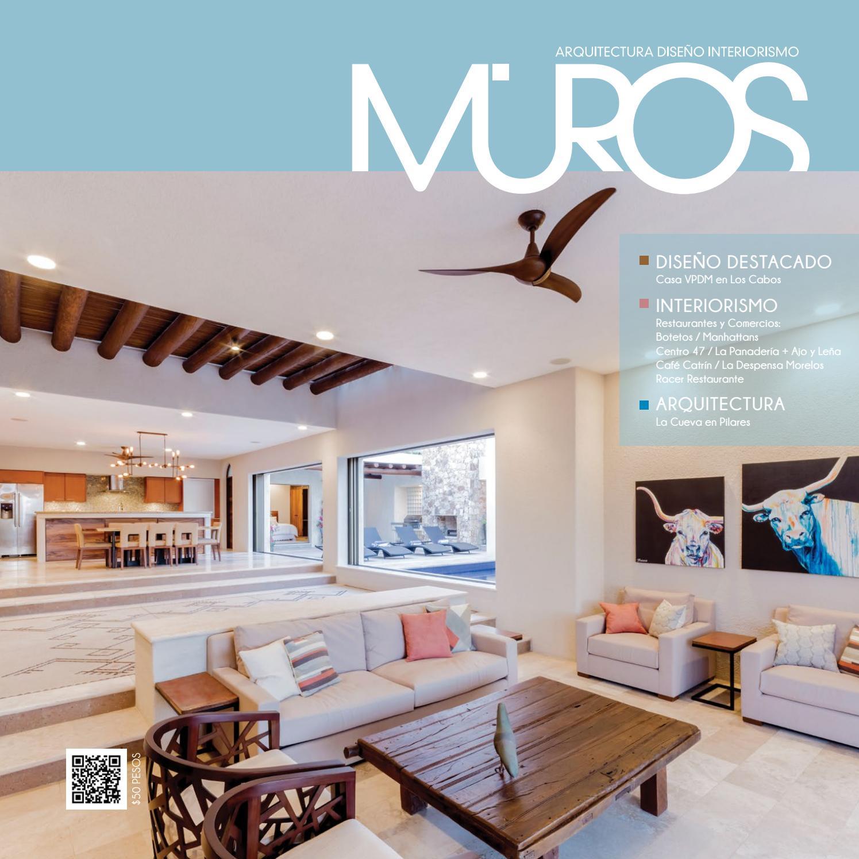 Edici n 23 revista muros arquitectura dise o for Diseno de interiores hermosillo