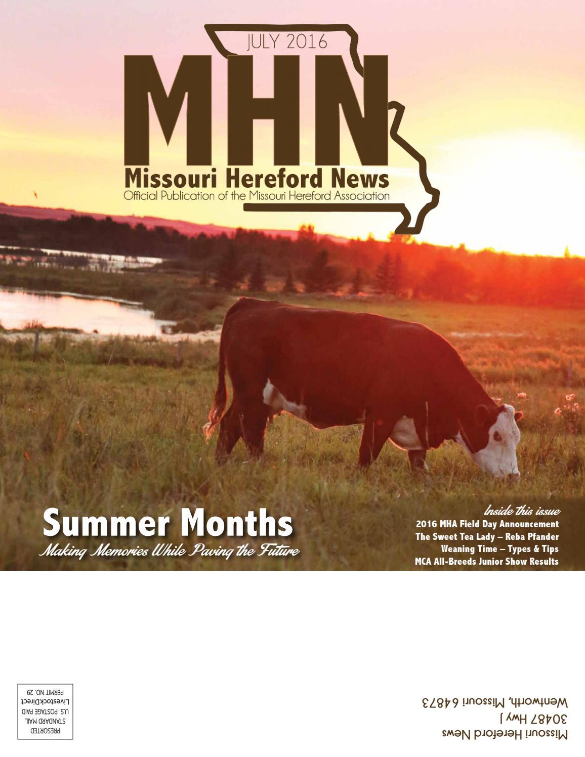 Missouri Permit Book