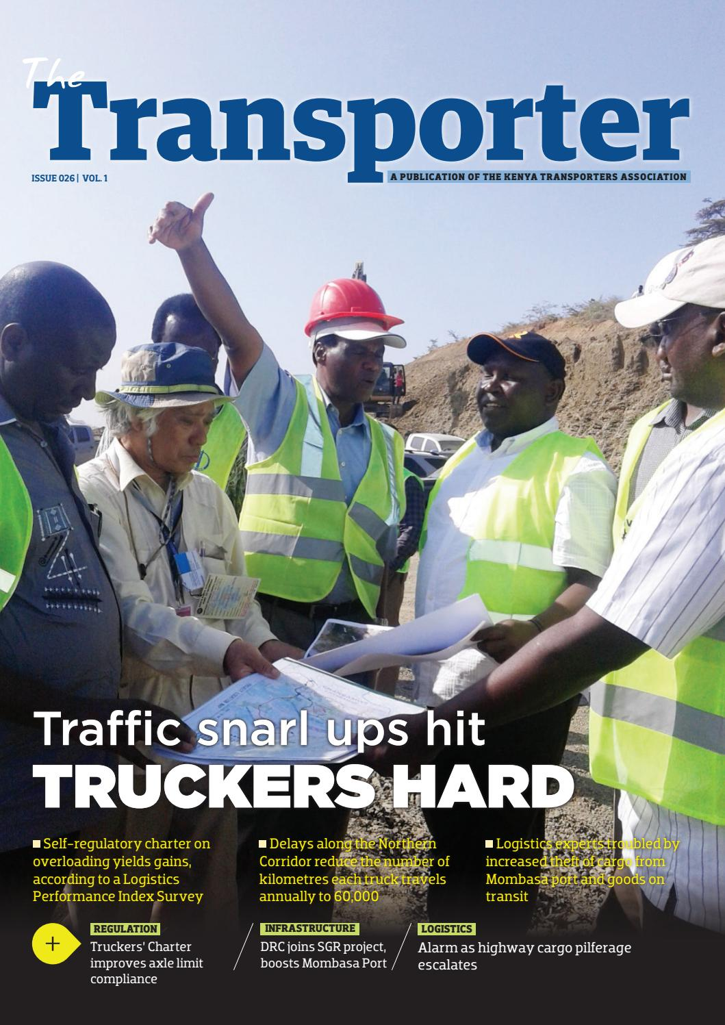 The Transporter Issue 26 by Uplifted Studios - issuu
