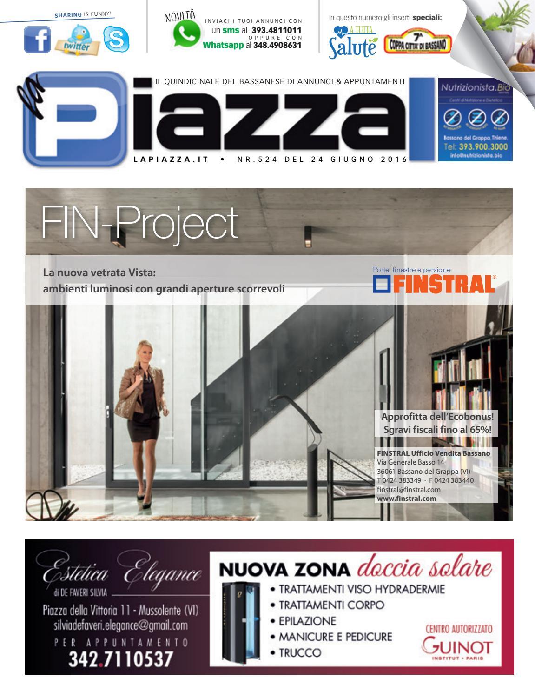 la Piazza 524 by la Piazza di Cavazzin Daniele - issuu 511a8ff4c55