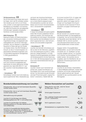 Licht Wissen 01 Die Beleuchtung Mit Kunstlichem Licht By Licht De