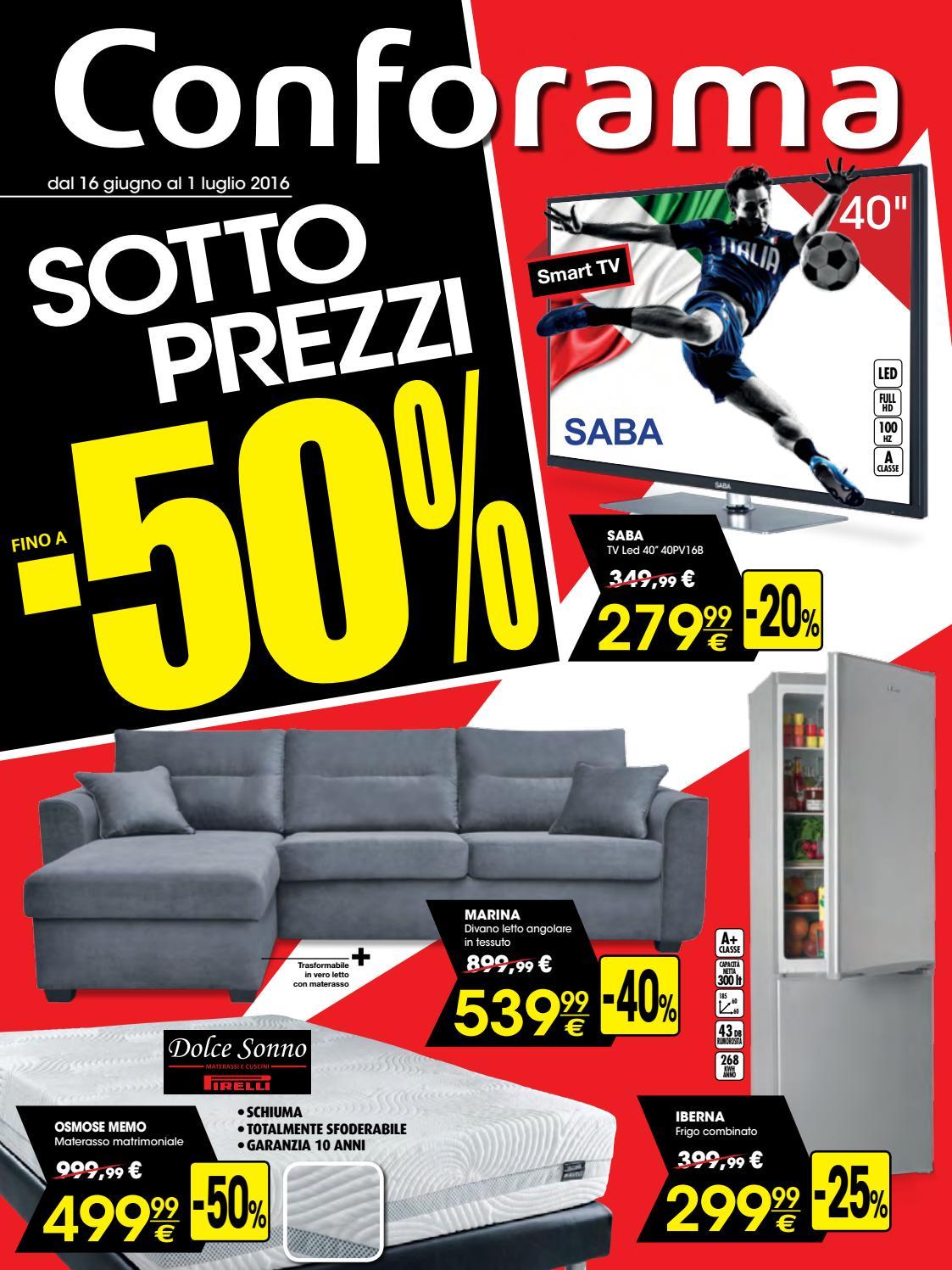 Conforama Sotto Prezzi Fino A 50 By Mobilpro Issuu
