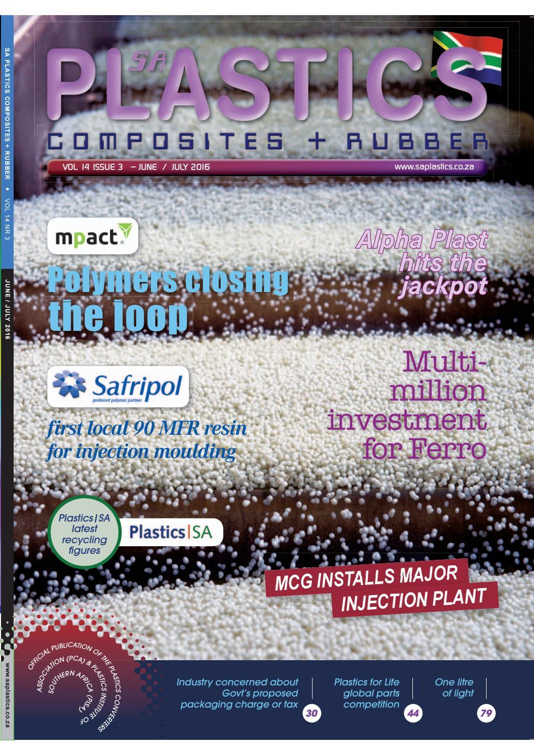 SA Plastics, Composites & Rubber by SA Plastics, Composites & Rubber