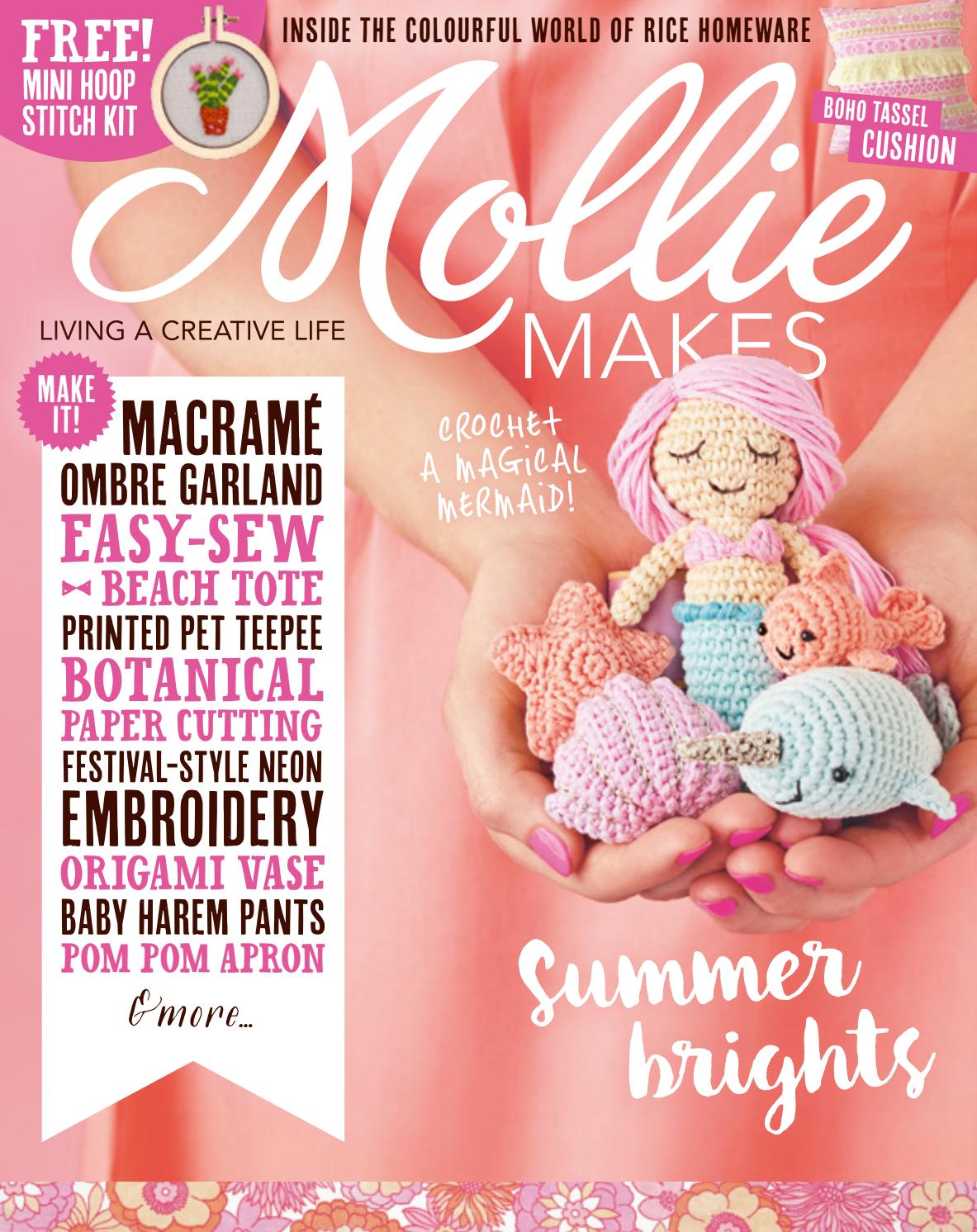 Mollie Makes #68 By Mollie Makes