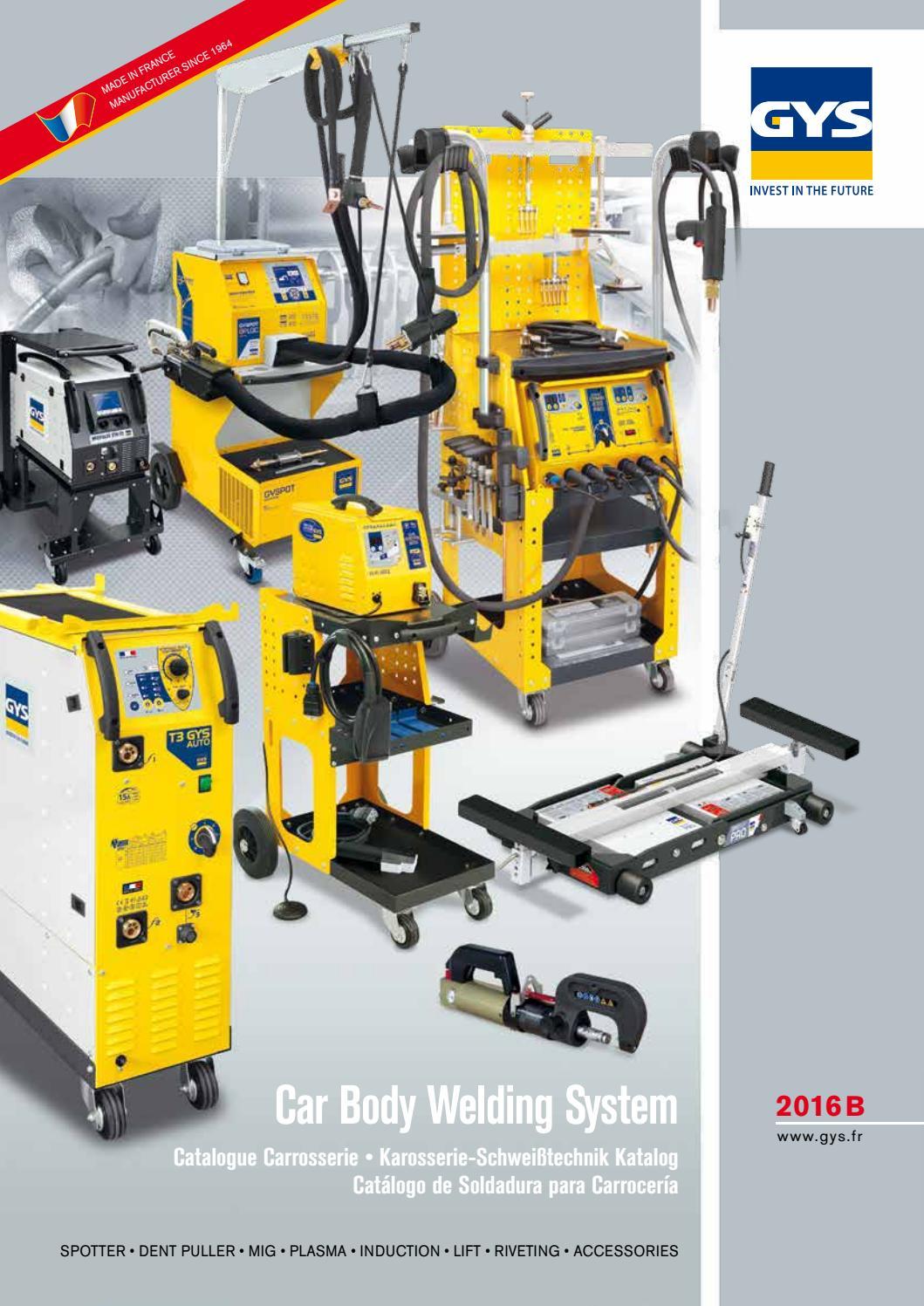 Car Body Welding System by CEI SRL - issuu