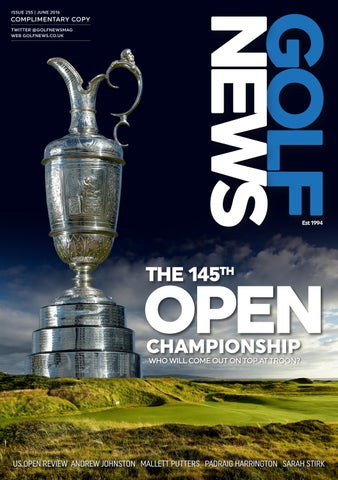 7418009884bb70 Golf News June 2016 by Golf News - issuu