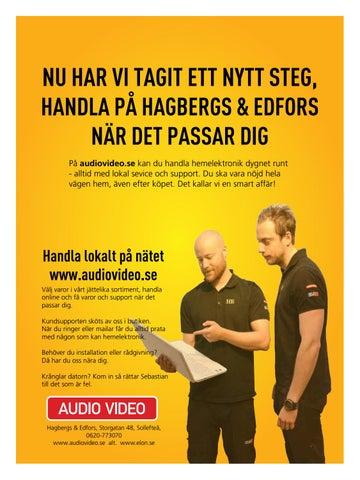 audio video sollefteå