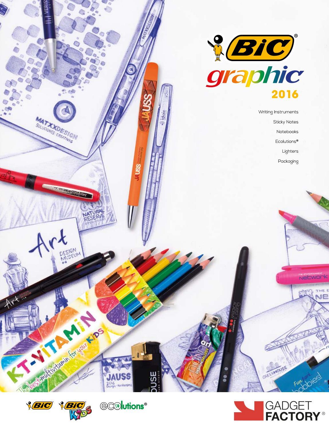media motivo: rosa BIC colore: Bianco Stilografica x-pen