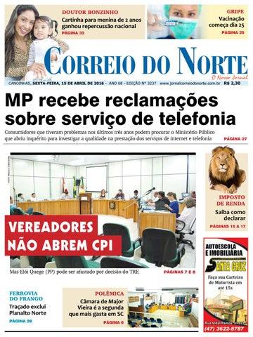 3d7a830e6f Edição 3237 by Jornal Correio do Norte - issuu