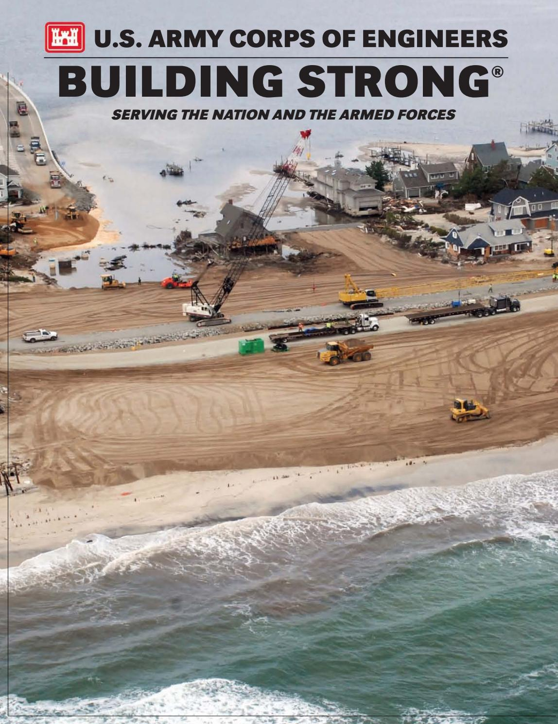 U.S. Army Corps of Engineers: Building Strong, Serving the Nation and the  Armed Forces 2012 by Faircount Media Group - issuu