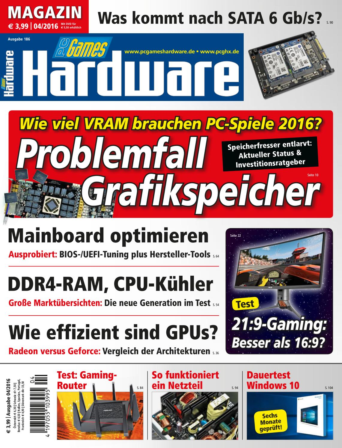 PC Games Hardware 04-2016 by RLD! - issuu