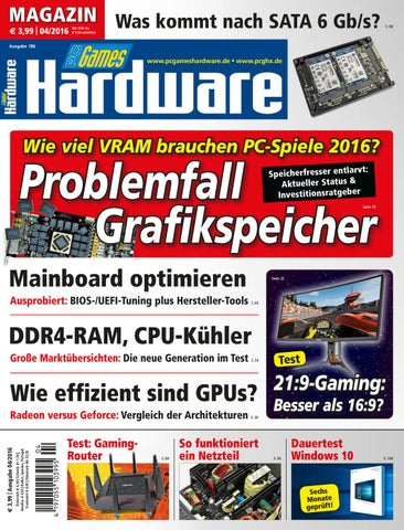 Pc Games Hardware 04 2016 By Rld Issuu
