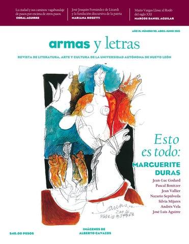 Armas Y Letras 90 By Revista Armas Y Letras Issuu