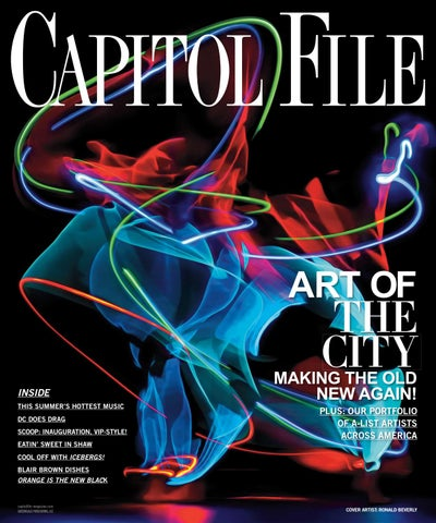 243154ec531 Capitol File - 2016 - Issue 3 - Summer - Art of the City - Ronald Beverly