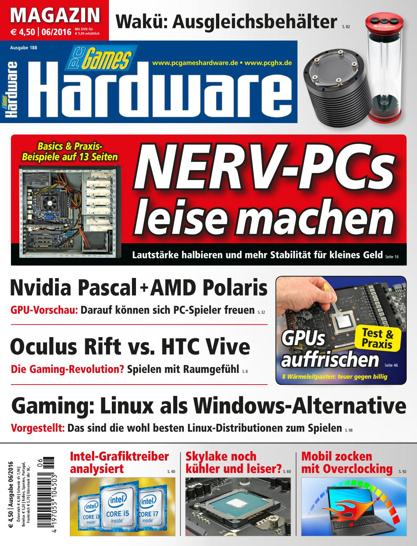Pc Games Hardware 06 2016 By Rld Issuu Enermax Lepa Max Gold 80 700w Modular G700 Mb