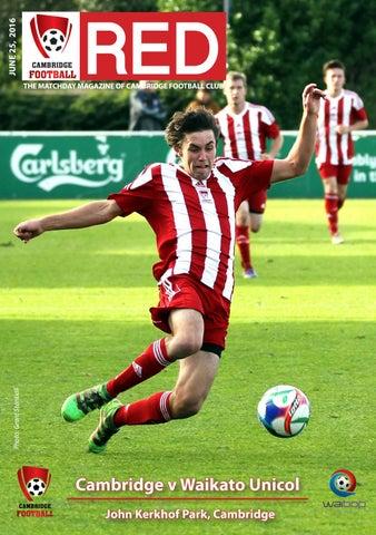 Resultado de imagem para Cambridge FC NZ