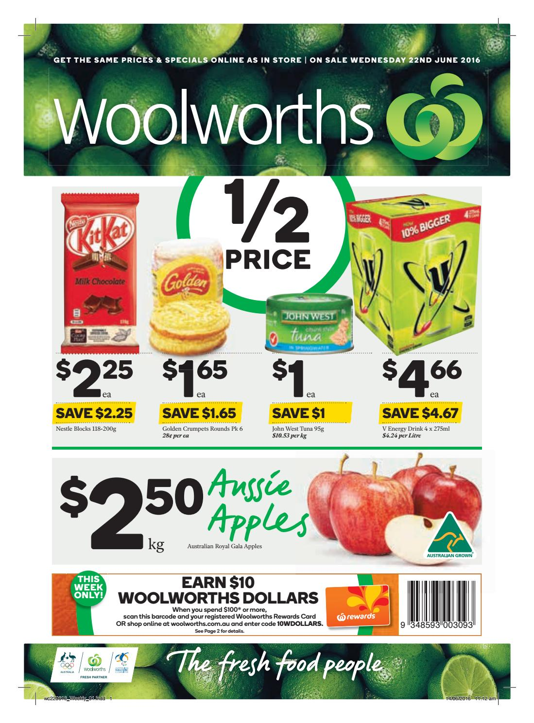 Vic Woolworths 22 06 16 28 06 16 By Hojunara Issuu