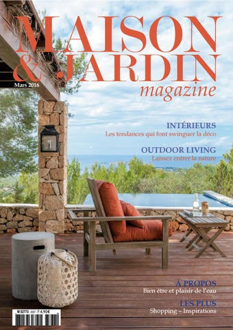 maison jardin magazine by cenaf edition issuu. Black Bedroom Furniture Sets. Home Design Ideas