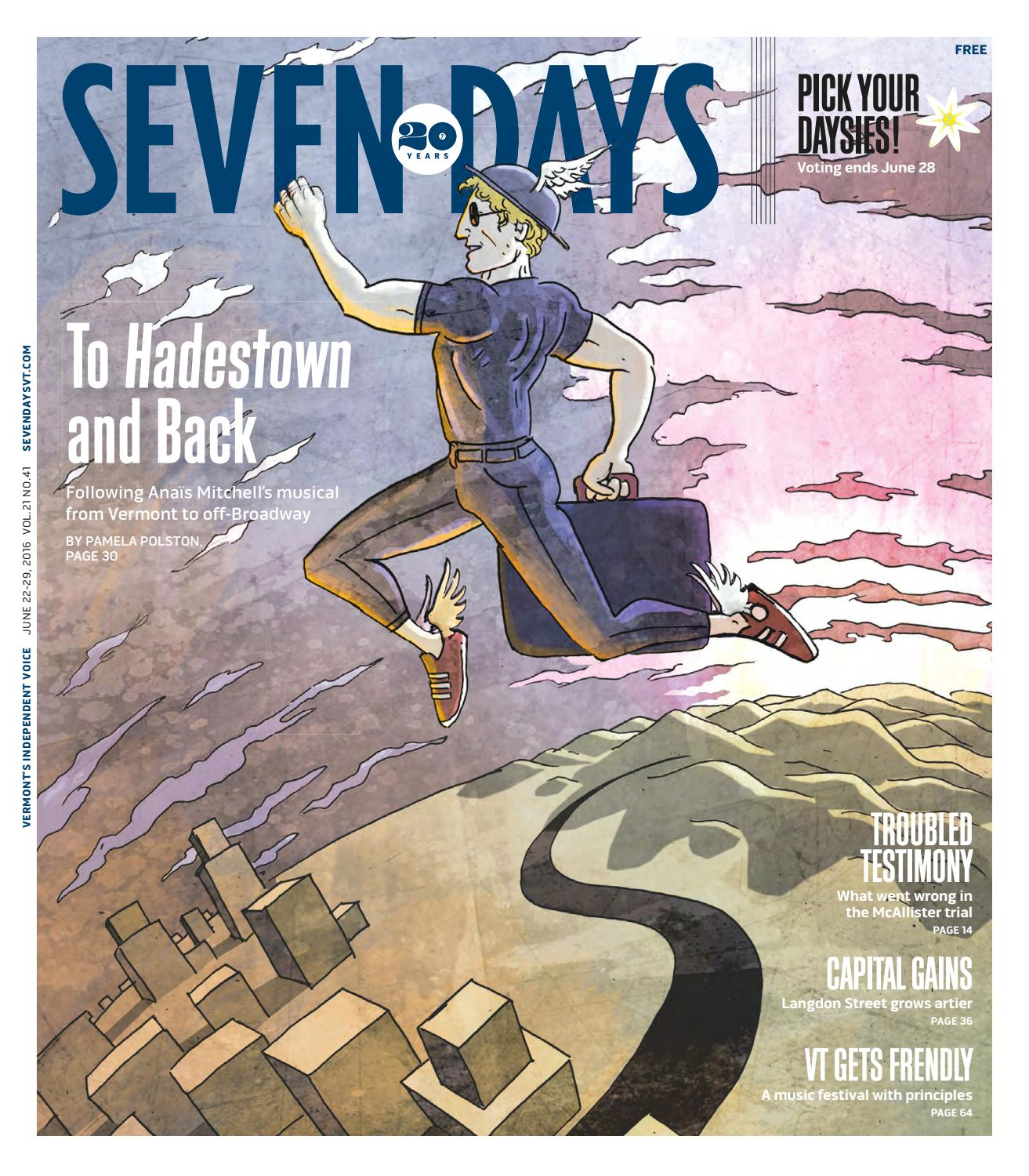Seven Days June 22 2016 by Seven Days issuu