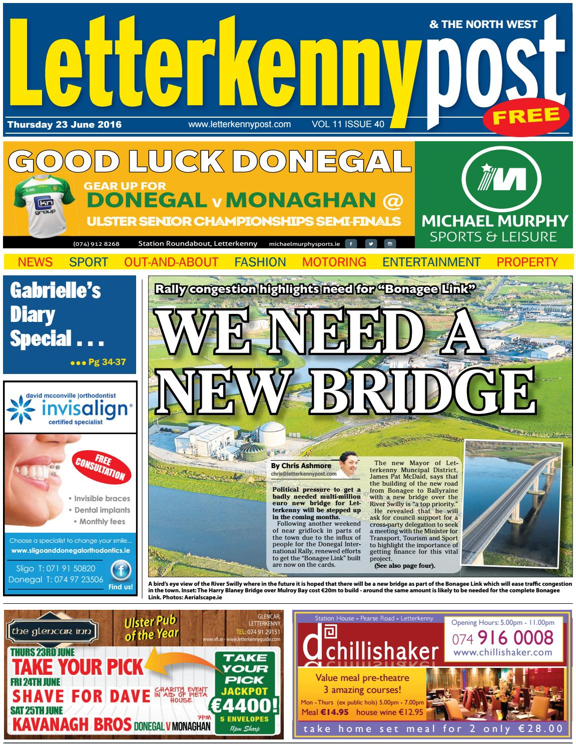 Letterkenny Post 23 06 16 By River Media Newspapers Issuu