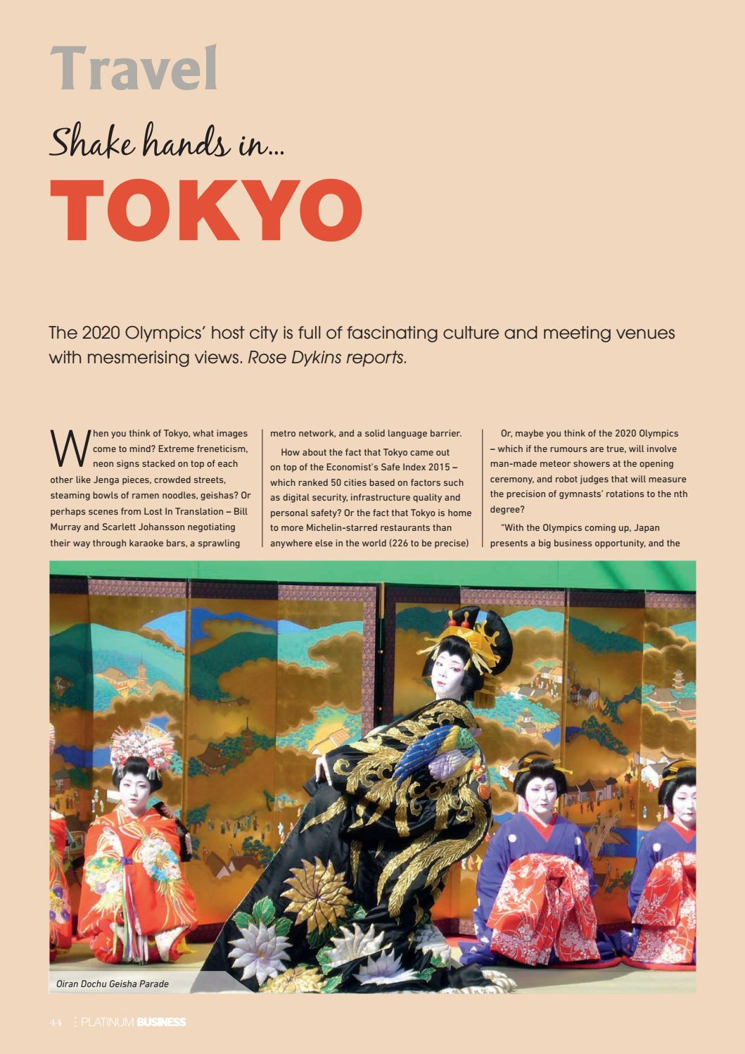 PLATINUM BUSINESS MAGAZINE - ISSUE 25 - SURREY EDITION by