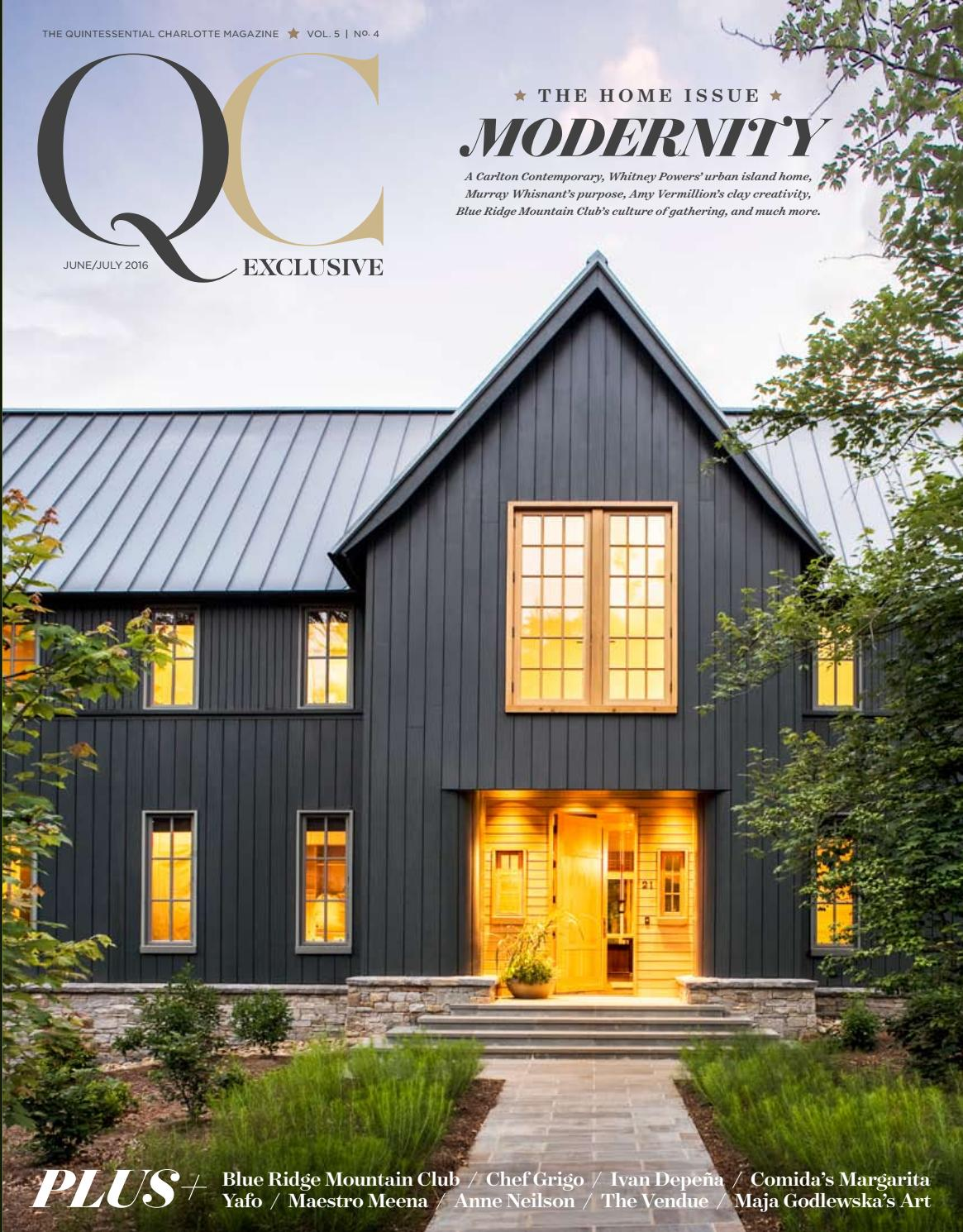 Qc Exclusive No 32 2016 Issue 4 The Home Issue By Qc Exclusive Magazine Issuu