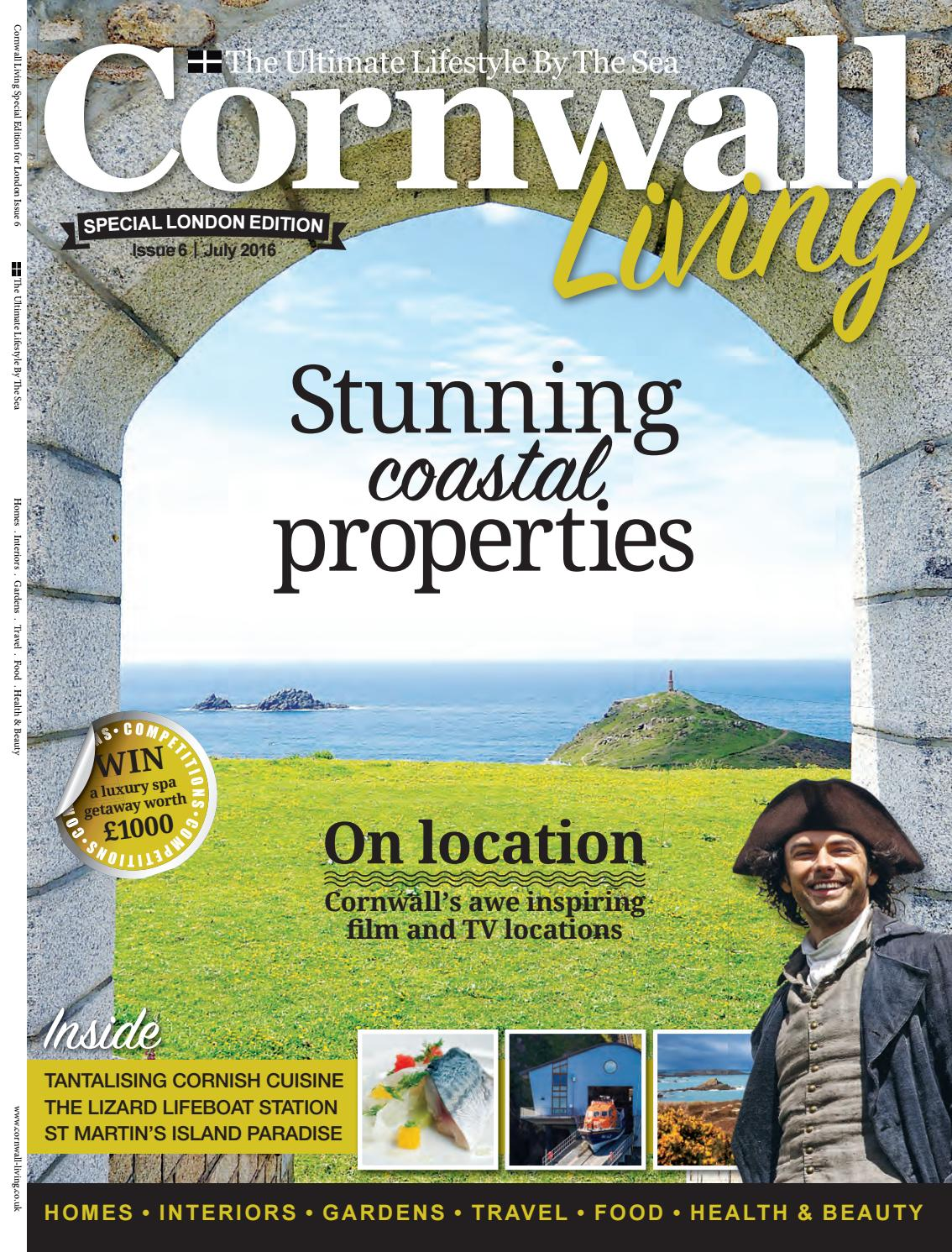 Cornwall Living Goes To London 6 By Engine House Media Issuu
