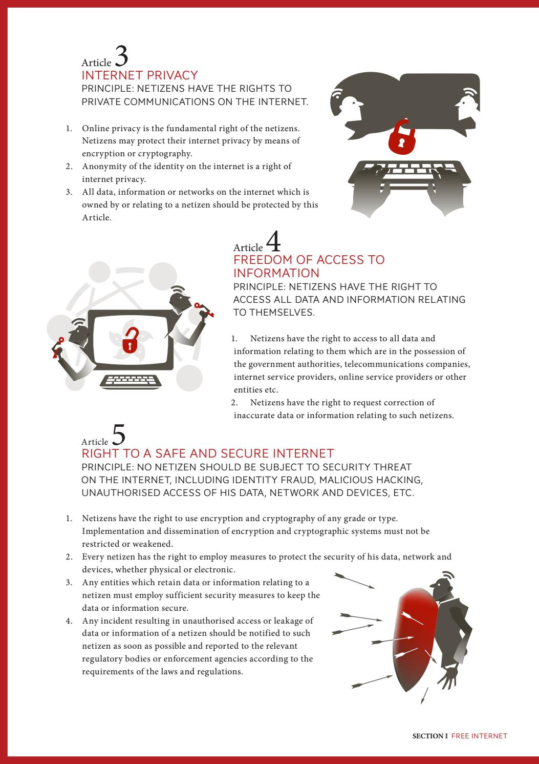 Internet Freedom Manifesto 2016 by Keyboard Frontline - issuu
