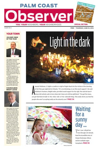 Palm Coast Observer Online 06-23-16 by Brian McMillan - issuu