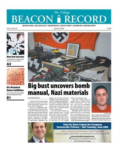 The Village Beacon Record - June 23, 2016