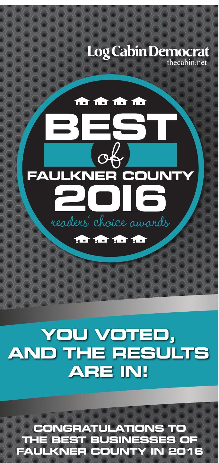 Best of Faulkner County 06/2016 by Log Cabin Democrat - issuu