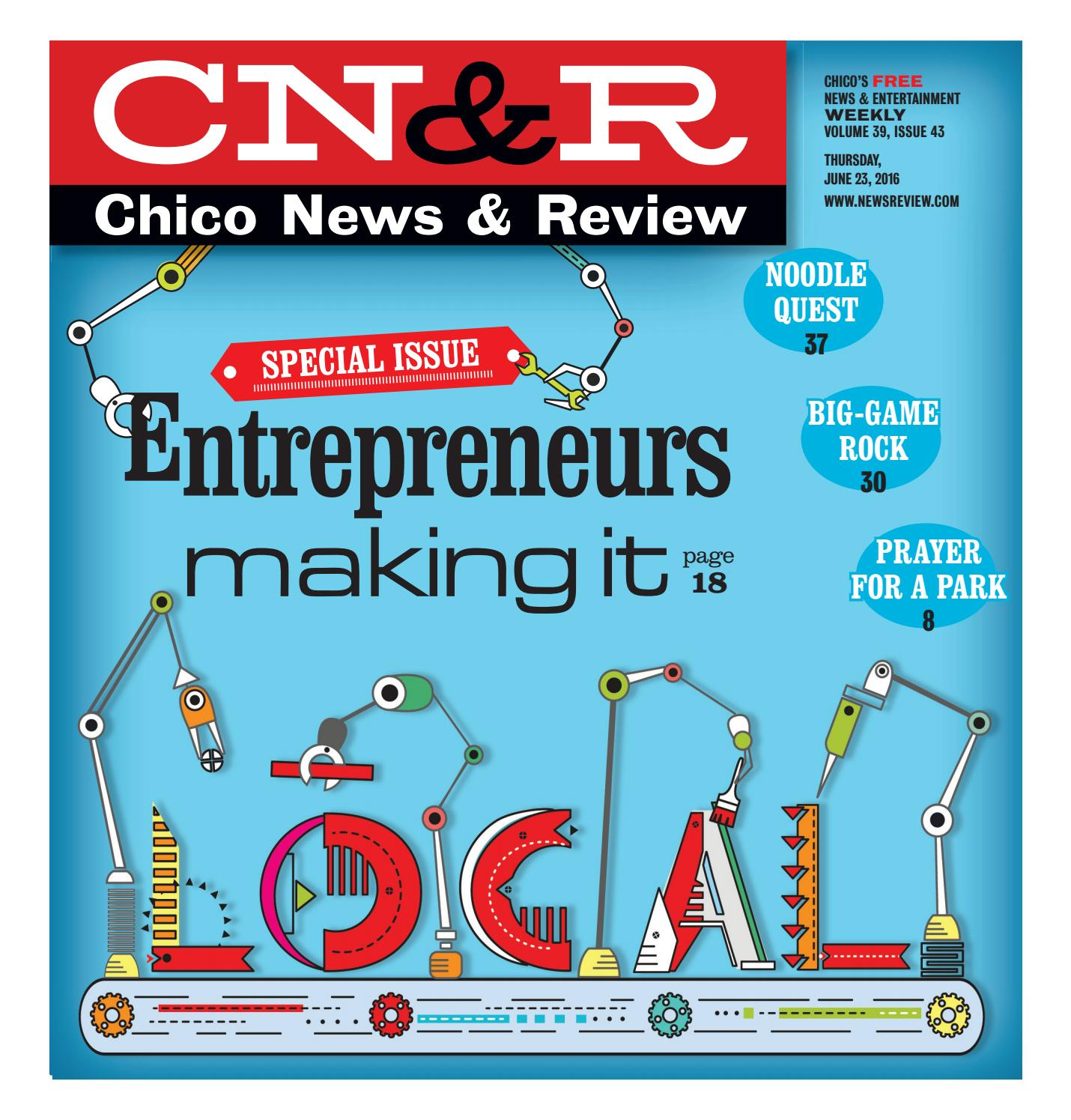 c-2016-06-23 by News & Review - issuu on