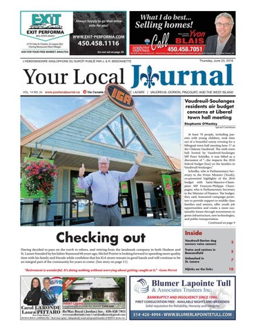 14af9b27e5ff99 Your Local Journal - June 23rd
