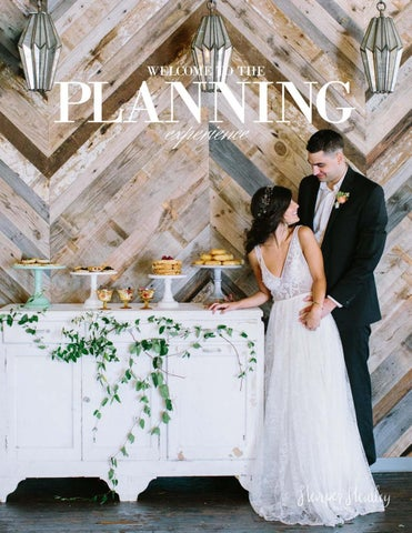 All Pages Published On Jun 22 2016 Bidou Wedding Planner Magazine Template